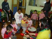校園活動20100319  寶寶滾大球賽